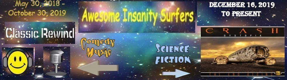 Awesome Insanity Surfer's tracks - Cover Image