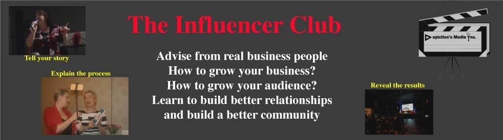 The Influencer Club - Cover Image