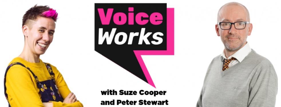 Voice Works - imagen de show de portada