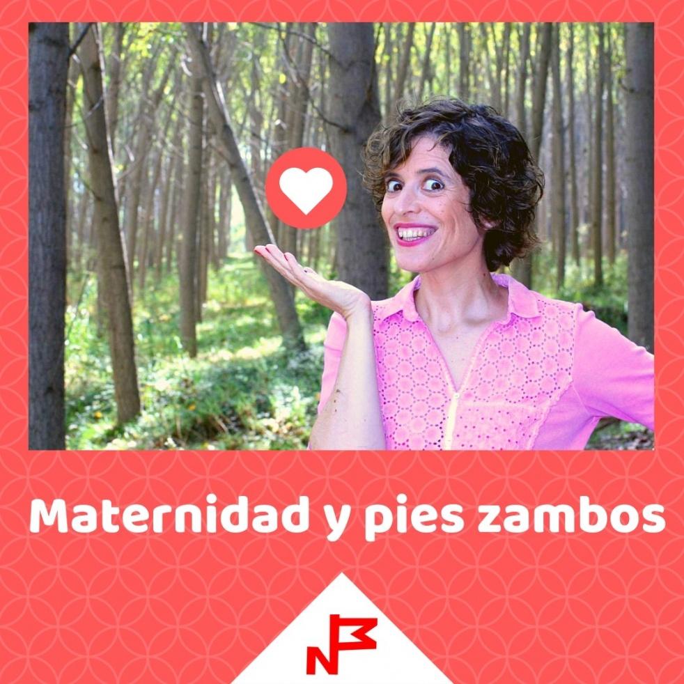 Maternidad y pies zambos - imagen de show de portada