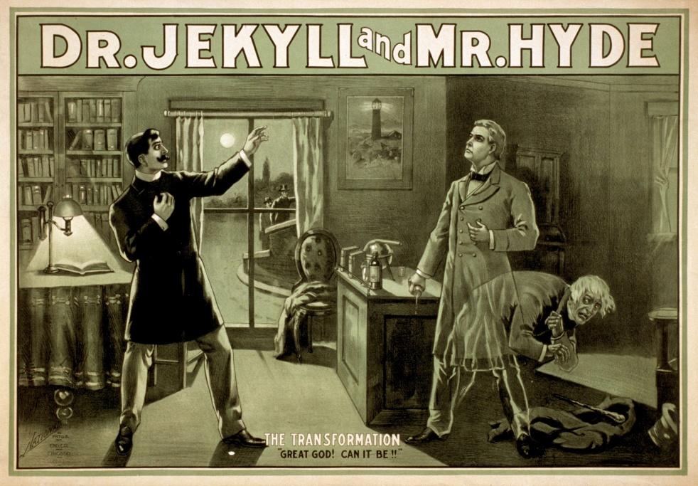 Jekyll And Hyde - imagen de show de portada