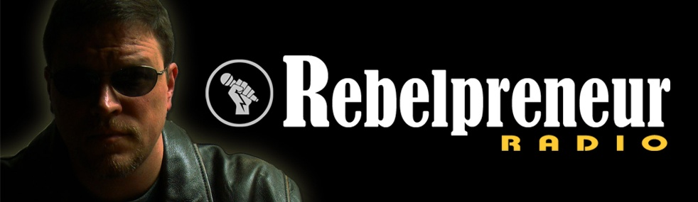 Rebelpreneur Radio with Ralph Brogden - show cover