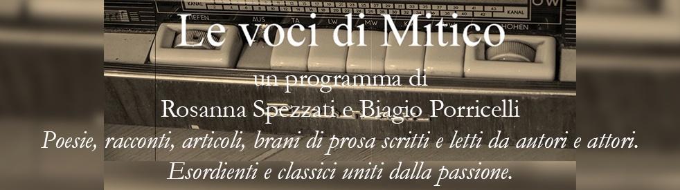 Le voci di Mitico - Cover Image