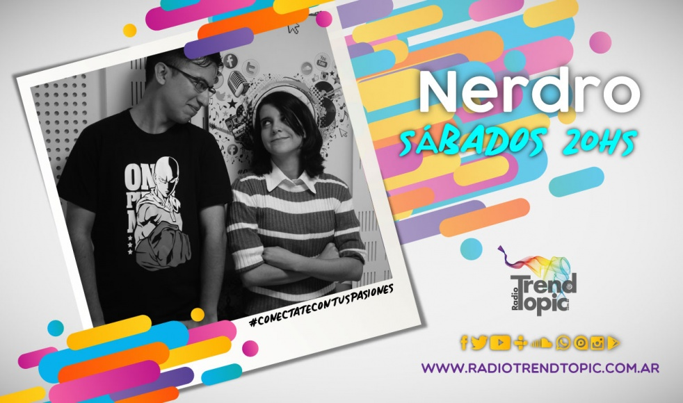 Nerdro - show cover
