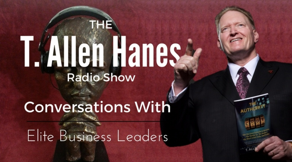 The T. Allen Hanes Radio Show - show cover