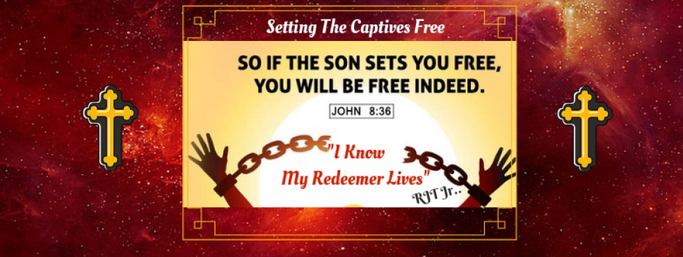 Setting The Captives Free - show cover