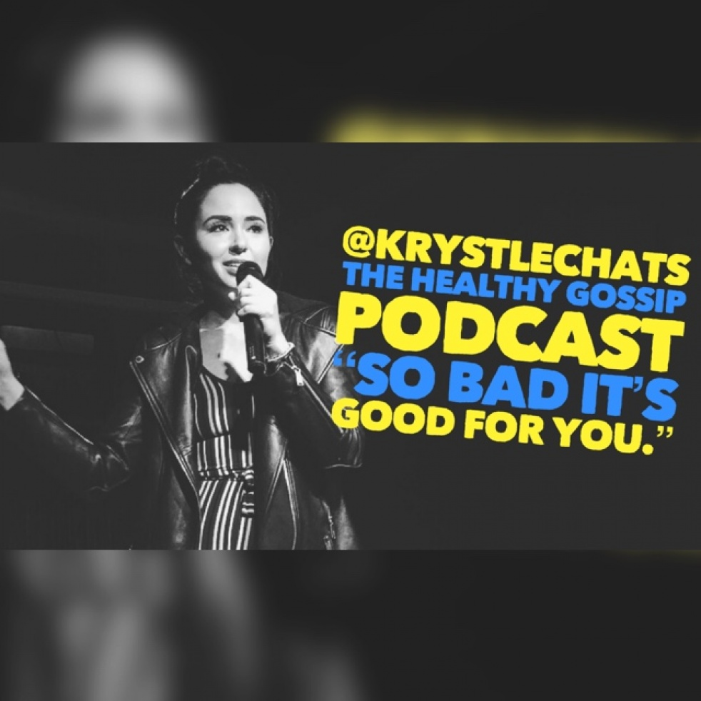 The Healthy Gossip with Krystle Chats - show cover