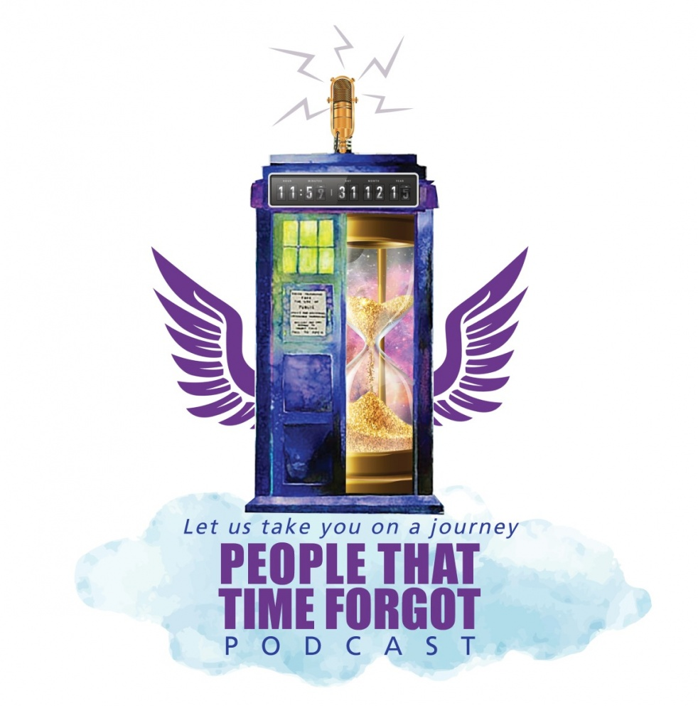 The people that time forgot podcast - show cover