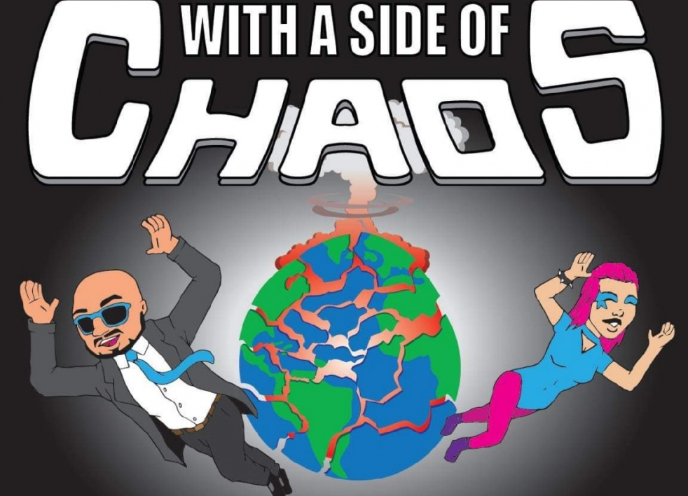 With a Side of Chaos Podcast - show cover