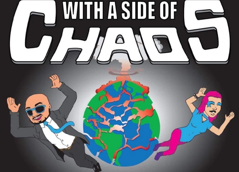 With a Side of Chaos Podcast - imagen de show de portada