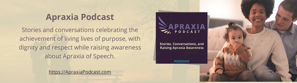 Apraxia Podcast - Cover Image