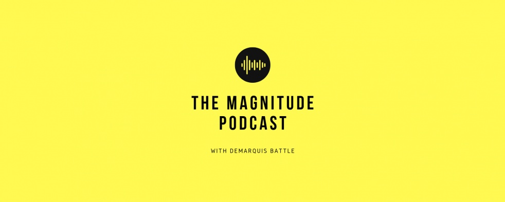 The Magnitude Podcast - show cover