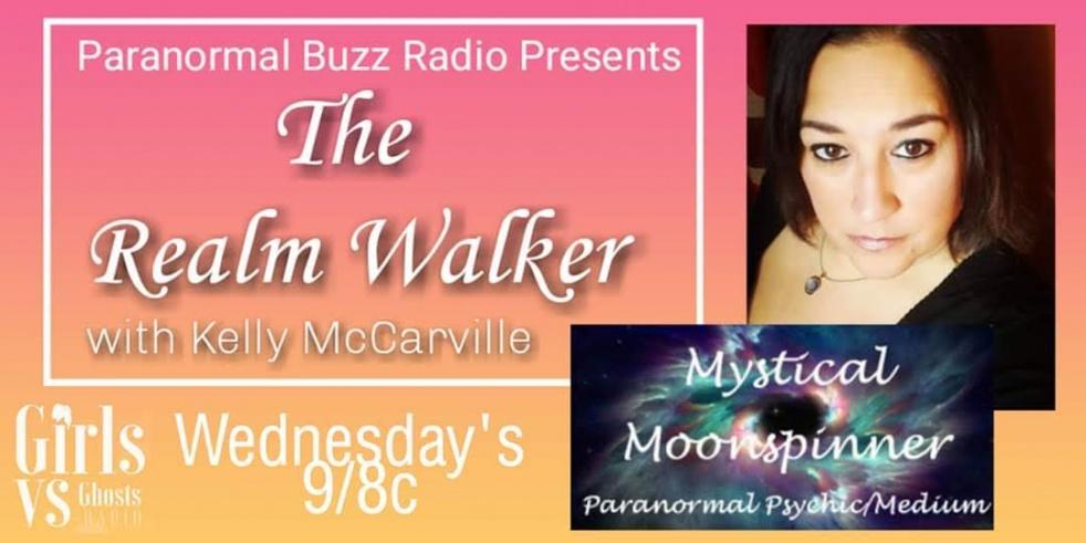 The Realm Walker - immagine di copertina dello show