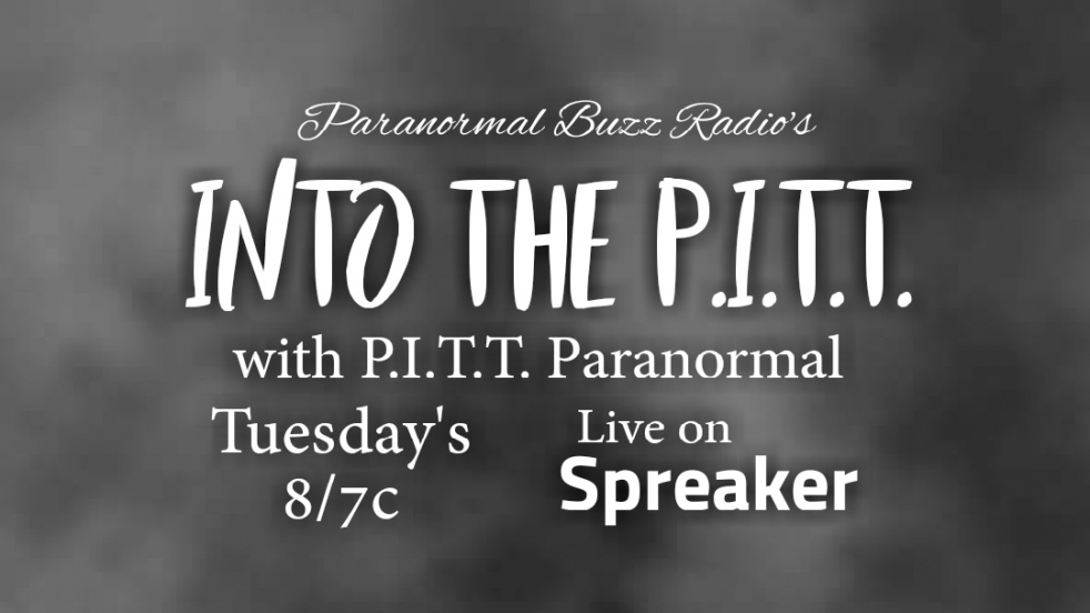 Into the P.I.T.T. - show cover