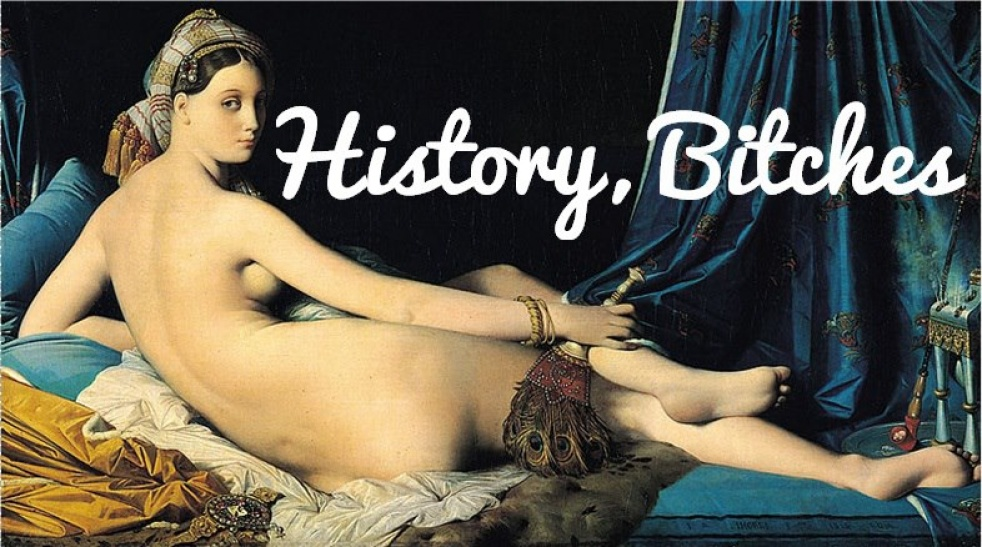 History, Bitches! - show cover