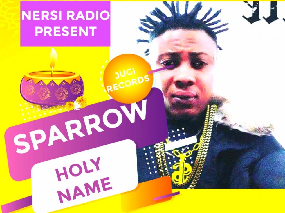 SPARROW - show cover