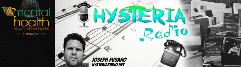 Hysteria Radio - show cover