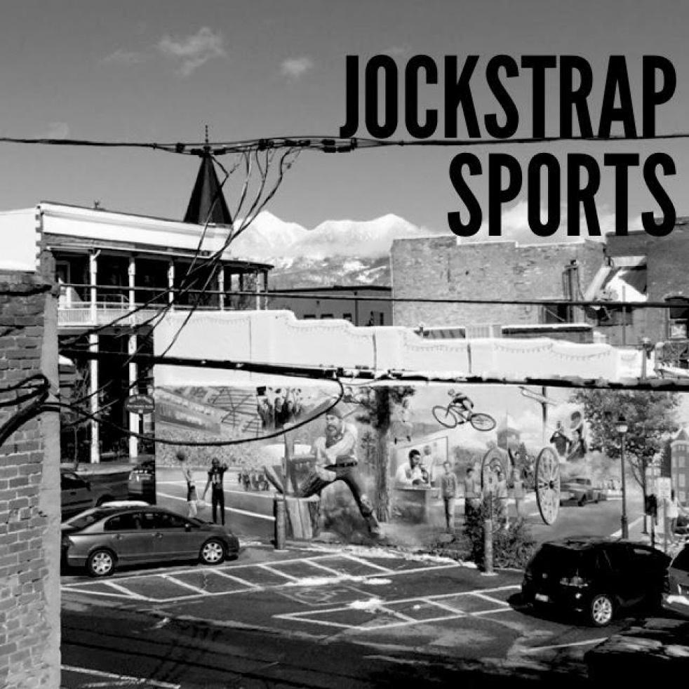 Jockstrap Sports - imagen de show de portada
