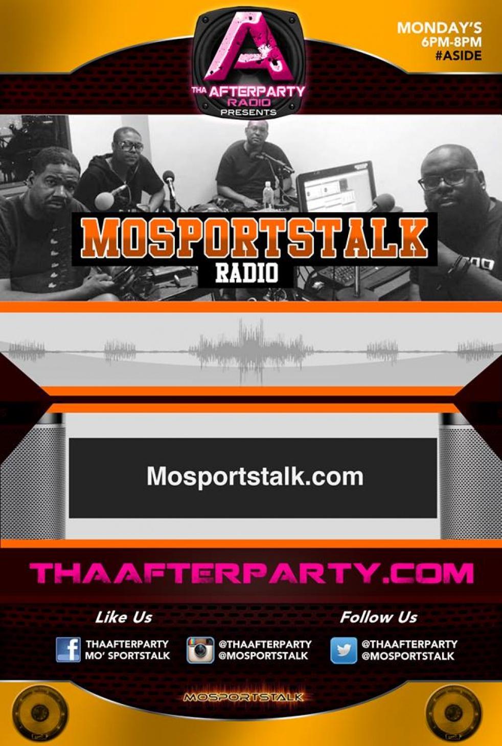 Mo' SportsTalk - imagen de show de portada