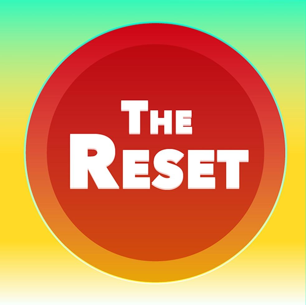 The Reset Podcast - imagen de show de portada