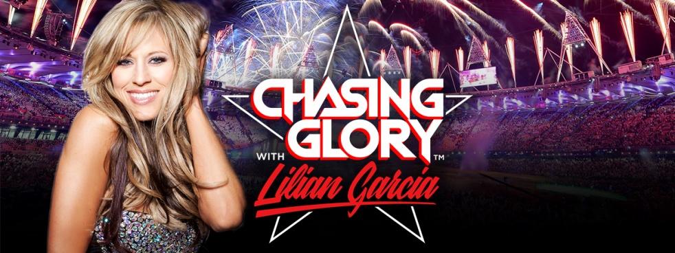 Chasing Glory with Lilian Garcia - imagen de portada