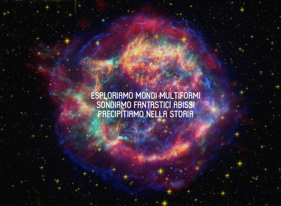 Universi Paralleli - imagen de portada