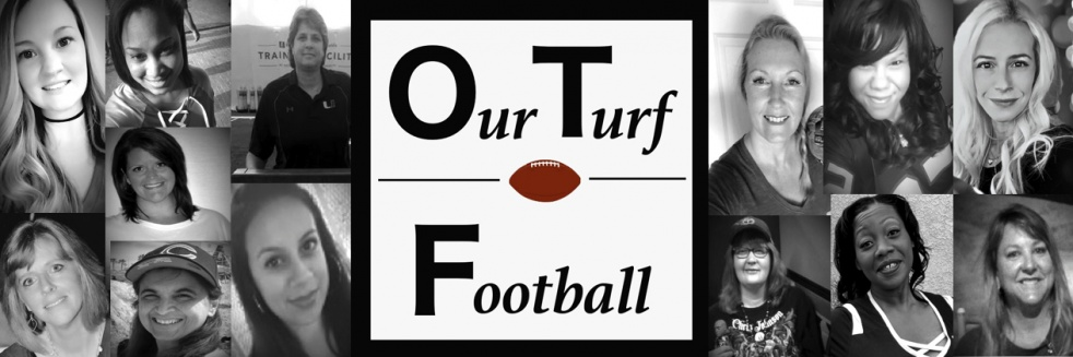 Our Turf Football Podcast - show cover