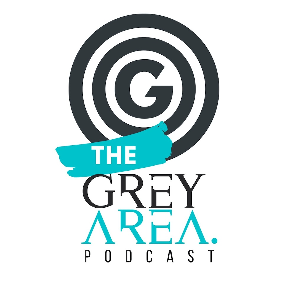The GreyArea PodCast - Cover Image