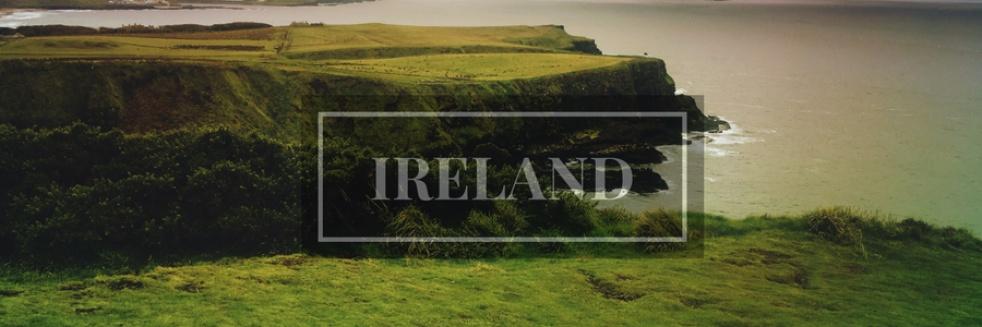 Ireland: Amidlife Travel - Cover Image