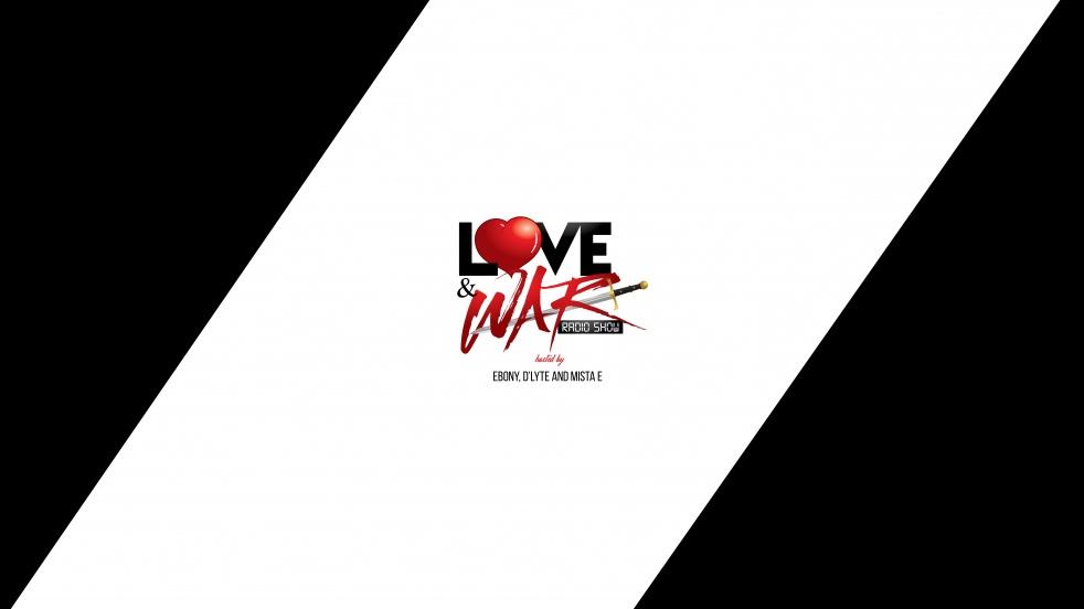 Love & War Radio Show - imagen de show de portada