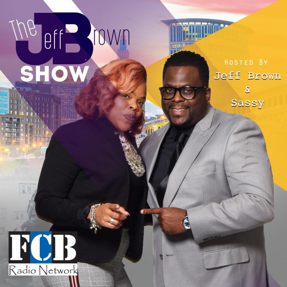 The Jeff Brown Show - immagine di copertina dello show