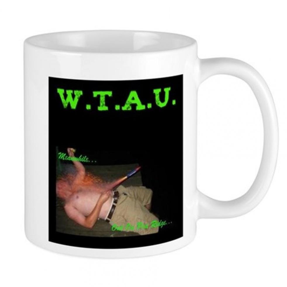 W.T.A.U. Pea Ridge Nation - show cover