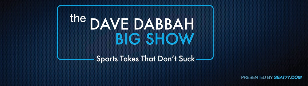 The Dave Dabbah Big Show - Cover Image
