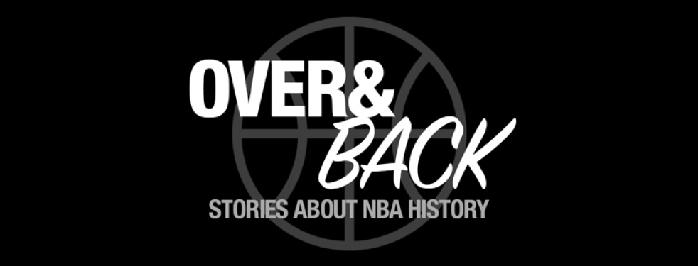 Over and Back: Stories About NBA History - Cover Image
