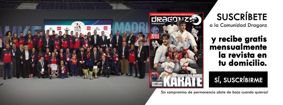 Artes Marciales y Deportes de Combate - show cover