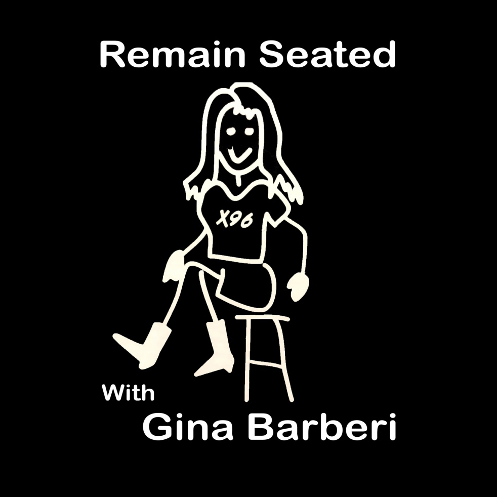 Remain Seated with Gina Barberi - immagine di copertina dello show