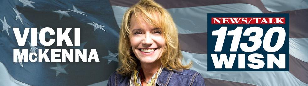 Vicki McKenna on WISN - immagine di copertina dello show