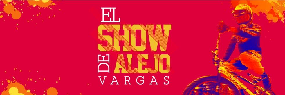El Show de Alejo Vargas. - show cover