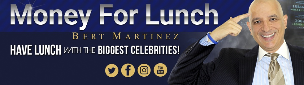 Money For Lunch with Bert Martinez - imagen de show de portada