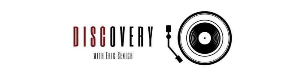DISCovery with Eric Senich - immagine di copertina dello show