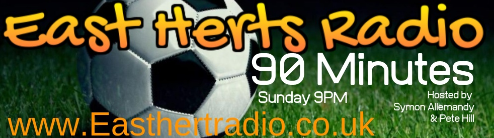 90 Minutes - Local Football Show - show cover