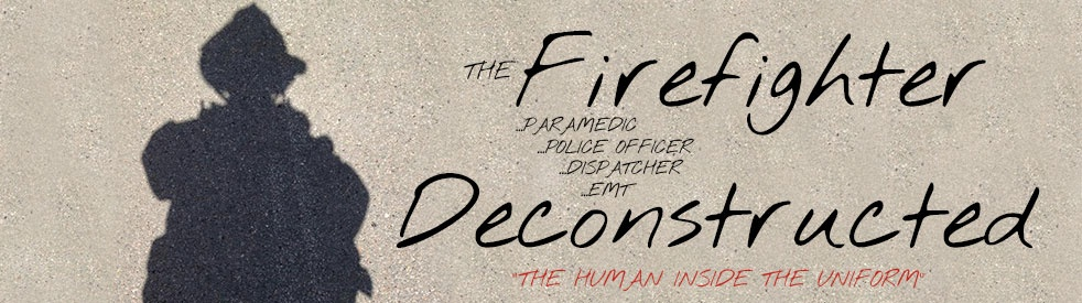 The Firefighter Deconstructed - imagen de portada