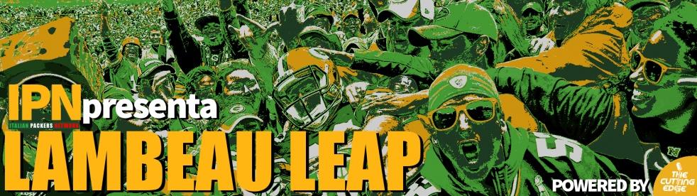 LAMBEAU LEAP - Cover Image