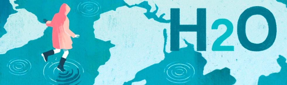 H2O - show cover