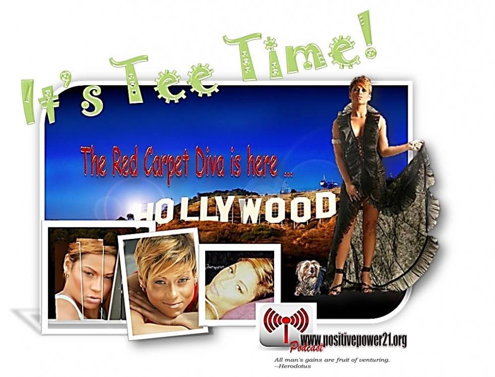 TEE SPENCE - TEE TIME! - imagen de show de portada