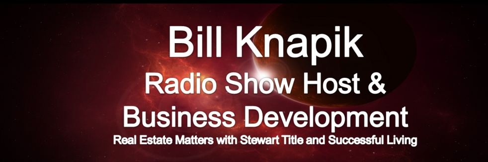 Real Estate Matters with Bill Knapik - immagine di copertina