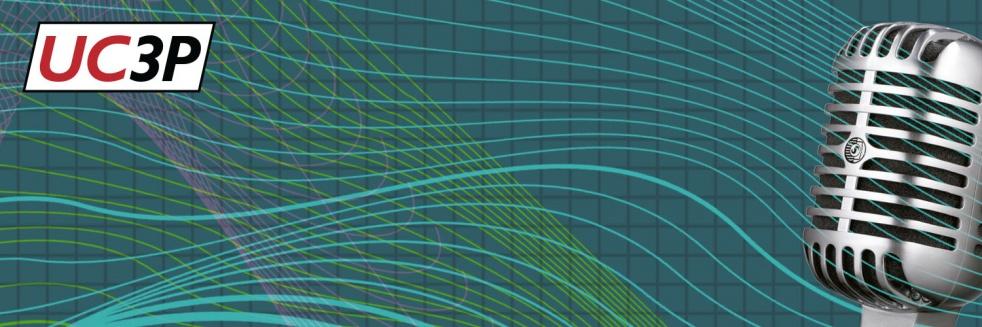 UC3P - imagen de show de portada