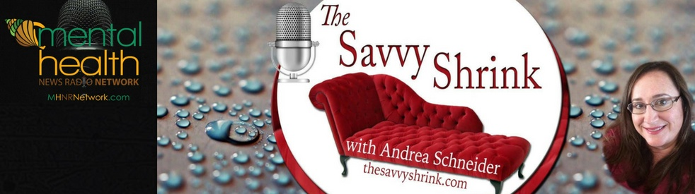 The Savvy Shrink - show cover