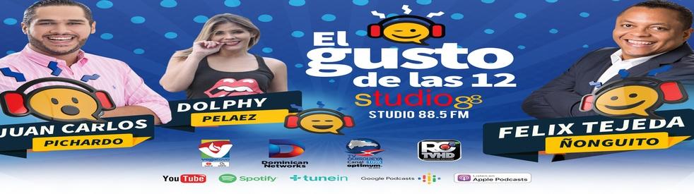 El Gusto de las 12 - immagine di copertina dello show