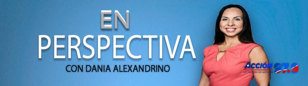 En Perspectiva- Con Dania Alexadrino - imagen de show de portada